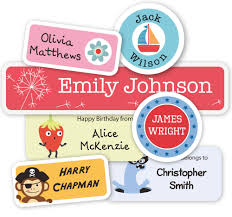 name labels and clothing labels for kids tinyme