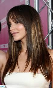 coupe de cheveux effil coupe effilée cheveux hair monde