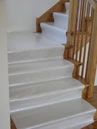 24 inches x 100 roll wood stair protection
