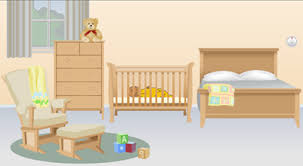How To Get Your Baby To Sleep In The Crib by Text Alternative For The Safe To Sleep Interactive Room