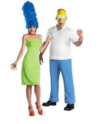 Simpson Halloween Costumes Coolest Simpson Halloween Costume Simpsons Halloween Halloween