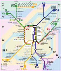 Madrid Metro Map How To Get An Abono Transporte In Madrid Mad4madrid