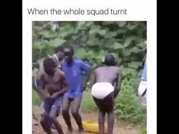 African Kid Meme Clean Water - africans dancing to rap vine youtube