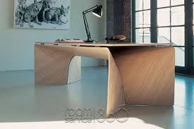 Big Office Desks Big Bend Office Desk By Jeff Miller For Baleri Italia