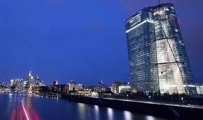 bce sede centrale il nuovo grattacielo della bce un ufficio da 1 3 miliardi