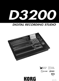 korg musical instrument d3200 user guide manualsonline com