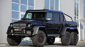 mercedes benz 6x6 download 3840x2160 mercedes benz g63 amg 6x6 black side view
