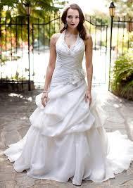 Halter Neck Wedding Dresses Halter Neck Applique Lace Up Ruched Wedding Dress 2013 On Sale