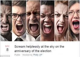 Scream And Shout Meme - piers morgan scream snowflakes but trump may win again daily