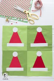 santa hat quilt blocks pattern christmas pillow santa hat and