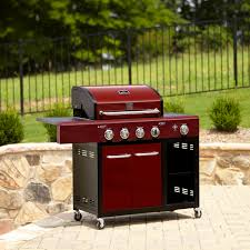 backyard grill 4 burner gas grill home outdoor decoration