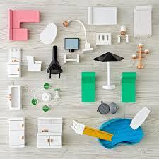 contemporary dollhouse kits jpeg