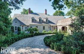 style and sustainability on cape cod new england home magazine