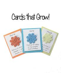 flower seed paper seed paper cards seed favor tags plantable seed gift tags