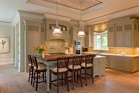traditional kitchens with islands fabulously cool large kitchen islands with seating and storage