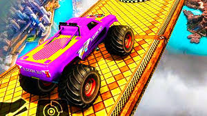 monster truck racing games 3d crazy monster truck legends 3d android gameplay racing game by