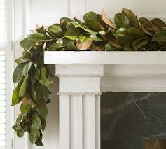 magnolia leaf garland best 25 magnolia garland ideas on christmas leaves