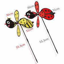 bumble bee home decor aliexpress com buy new large bumble bee ladybug windmill toy