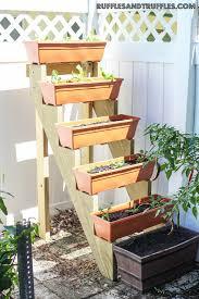 12 diy ways to grow a vertical strawberry garden