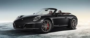 Porsche 911 Carrera - get twin turbo power with a 2017 porsche 911 carrera s cabriolet
