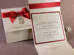 asian wedding invitation luxury bow ganesha overlap indian hindu asian wedding