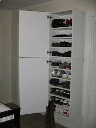 wall mounted shoe cabinet showy wall mounted shoe rack inspired how to make wall mounted shoe