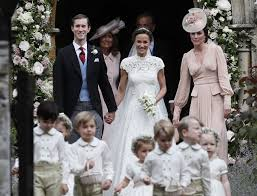 pippa middleton u0027s wedding dress what the experts are saying