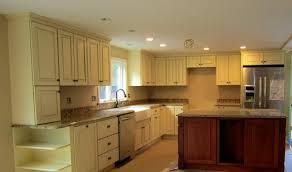 Antique Cream Kitchen Cabinets Kitchen Knockout Simple And Cool Cream Kitchen Cabinets For Your