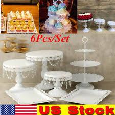 wedding cake holder wedding cake stands plates ebay