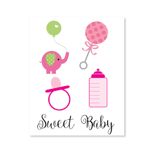 girl baby shower the ultimate list of baby shower clip cutestbabyshowers