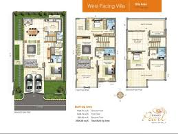 100 west facing house plan as per vastu south facing house plan