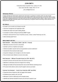 How To Make A Resume For A First Time Job by Curriculum Vitae Cv For Adjunct Faculty Position Cv For