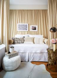 a glamorous and renter friendly bedroom makeover u2013 one kings