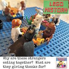 thanksgiving legos history of thanksgiving