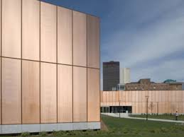 Pop Up House Usa Des Moines Public Library David Chipperfield Usa 2006 Floornature