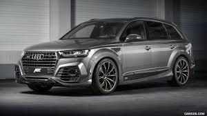 Audi Q7 2017 - 2017 abt sq7 widebody based on audi q7 caricos com