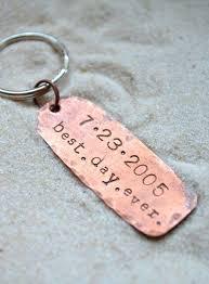 20th wedding anniversary ideas anniversary keychain husband gift husband and gift
