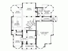 unique floor plans for homes eplans craftsman house plan hidden media room with kitchen and