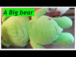 green good luck care bear 2003 large 27 soft plush toy
