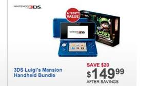 nintendo 3ds black friday black friday 2013 top 10 best wii u 3ds 2ds gaming deals