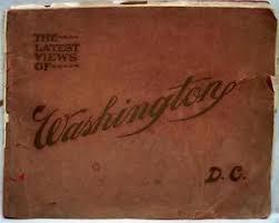 washington dc photo album washington d c souvenir album views 1890 1910 vintage i kent