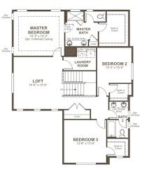 Richmond American Floor Plans Bronson By Richmond American Homes Plan At Crystal Valley