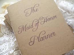 of honor organizer of honor planner matron of honor bridesmaid organizer