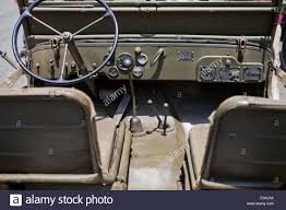 jeep interior wwii era willys jeep interior stock photo royalty free image