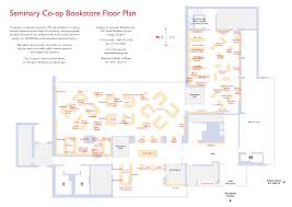 incase llc seminary co op bookstore floor plans