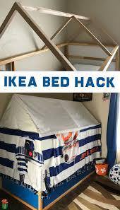 the bed tent ikea kura bed hack diy bed tent desert chica