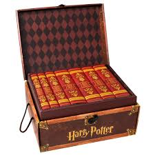 harry potter book set in hogwarts trunk juniper books ahalife