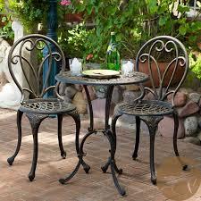 patio furniture outdoor dining and seating wayfair regarding small