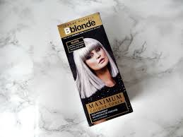 best drug store hair bleach for maximum lightening jerome russell bblonde silver toner review vanity claire