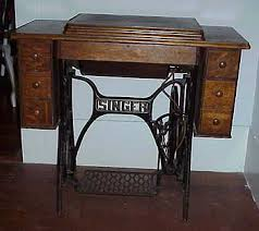 Singer Sewing Machine Cabinets by Singer Class 127 Sewing Machines